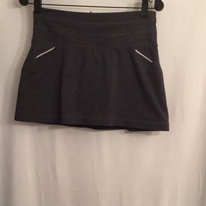 Athleta skirt with shorts attached